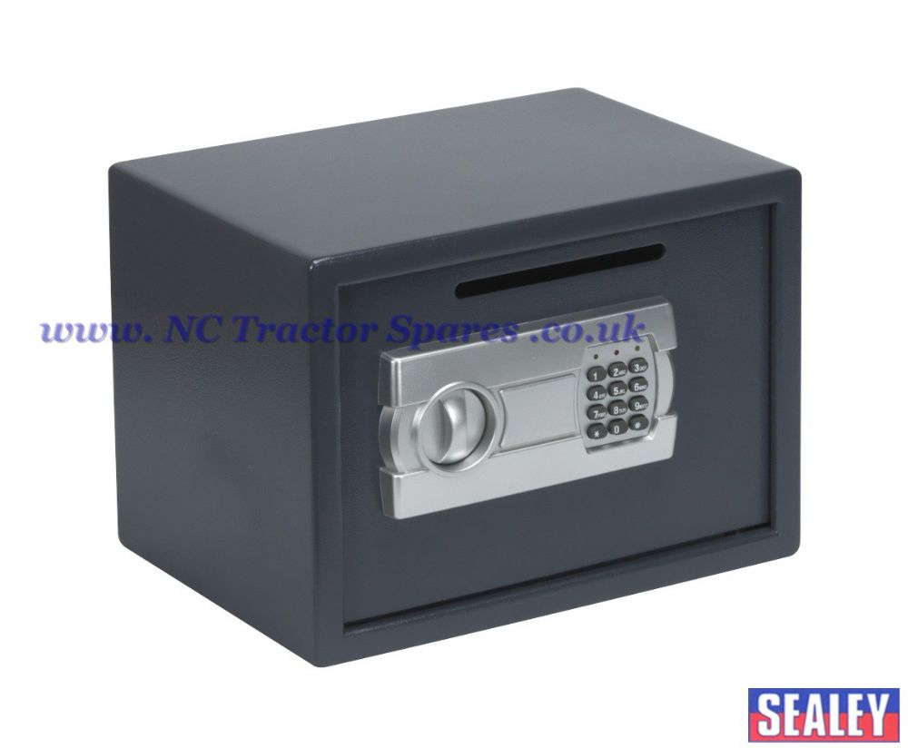 Electronic Combination Security Safe with Deposit Slot 350 x 250 x 250mm